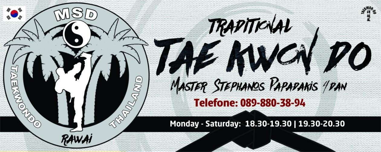 Traditional Taekwondo Rawai Phuket